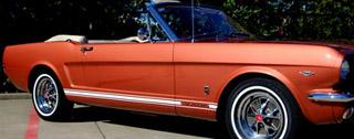 Ken Woolcott 1966 GT Convertible
