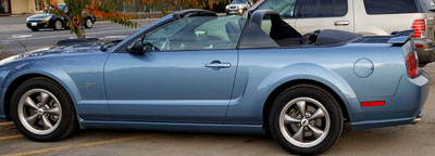 Jay Roney 06 Windveil Blue Convertible 4